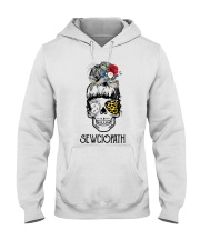 SEWCIOPATH Hooded Sweatshirt thumbnail