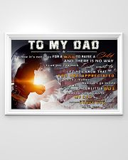 TO MY DAD - mb335 36x24 Poster poster-landscape-36x24-lifestyle-02
