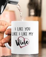 INSIDE ME UNTIL I CAN'T REMEMBER MY OWN NAME Mug ceramic-mug-lifestyle-65