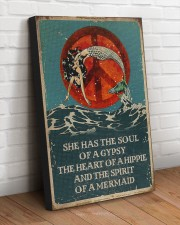 The spirit of a mermaid 20x30 Gallery Wrapped Canvas Prints aos-canvas-pgw-20x30-lifestyle-front-14