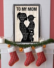 TO MY MOM  24x36 Poster lifestyle-holiday-poster-4