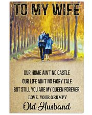 To my wife  11x17 Poster thumbnail