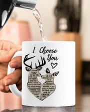 I CHOOSE YOU  Mug ceramic-mug-lifestyle-65