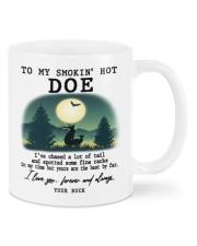 TO MY SMOKIN' HOT DOE Mug front