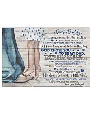 TO MY DAD - MB160 24x16 Poster front