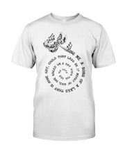 Sing me a song  Classic T-Shirt front