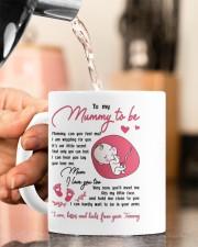 LOVE FROM THE BUMP  Mug ceramic-mug-lifestyle-65