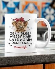 MESSY HAIR DON'T CARE Mug ceramic-mug-lifestyle-57
