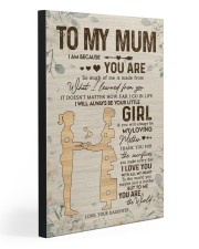 TO MY MUM  Gallery Wrapped Canvas Prints tile