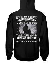 FATHER AND DAUGHTER - MB266 Hooded Sweatshirt thumbnail