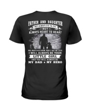 FATHER AND DAUGHTER - MB266 Ladies T-Shirt thumbnail