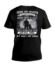 FATHER AND DAUGHTER - MB266 V-Neck T-Shirt thumbnail
