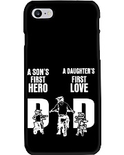 A SON'S FIRST HERO A DAUGHTER'S FIRST LOVE   Phone Case thumbnail