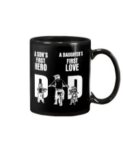 A SON'S FIRST HERO A DAUGHTER'S FIRST LOVE   Mug thumbnail