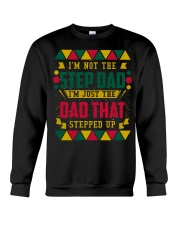 I'M NOT THE STEP DAD - MB54 Crewneck Sweatshirt thumbnail