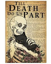 TILL DEATH DO US PART Vertical Poster tile