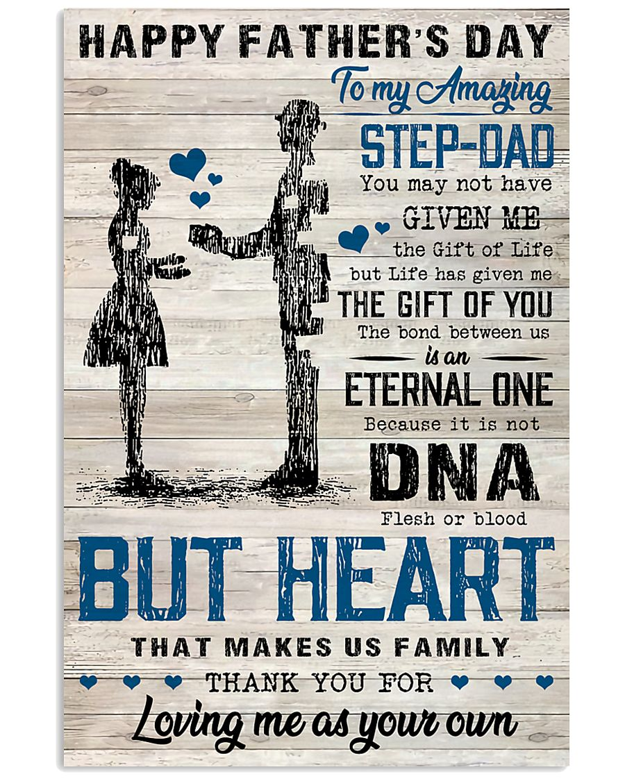 HAPPY FATHER'S DAY - MB282 11x17 Poster