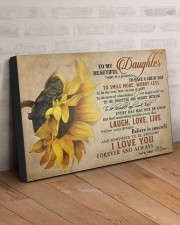 TO MY DAUGHTER - MB364 30x20 Gallery Wrapped Canvas Prints aos-canvas-pgw-30x20-lifestyle-front-07