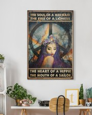 THE SOUL OF A MERMAID 20x30 Gallery Wrapped Canvas Prints aos-canvas-pgw-20x30-lifestyle-front-03