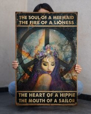 THE SOUL OF A MERMAID 20x30 Gallery Wrapped Canvas Prints aos-canvas-pgw-20x30-lifestyle-front-24