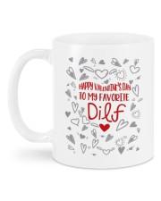 MY FAVORITE DILF Mug back