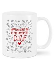 MY FAVORITE DILF Mug front