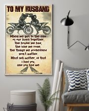 TO MY HUSBAND - MB293 16x24 Poster lifestyle-poster-1