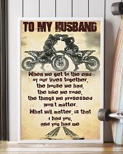 TO MY HUSBAND - MB293 16x24 Poster lifestyle-poster-4