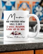 I WILL ALWAYS LOOK UP TO YOU Mug ceramic-mug-lifestyle-57
