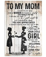 TO MY MOM - 70T11 Vertical Poster tile