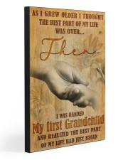 THE BEST PART OF MY LIFE 20x30 Gallery Wrapped Canvas Prints front