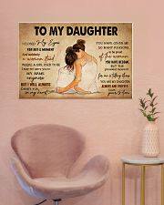 TO MY DAUGHTER 36x24 Poster poster-landscape-36x24-lifestyle-19