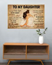TO MY DAUGHTER 36x24 Poster poster-landscape-36x24-lifestyle-21