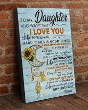 TO MY DAUGHTER - MB366 20x30 Gallery Wrapped Canvas Prints aos-canvas-pgw-20x30-lifestyle-front-09