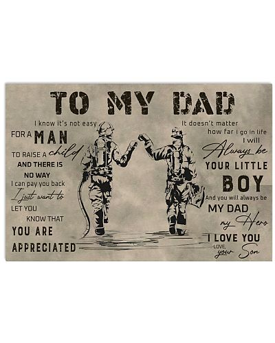 TO MY DAD - MB308