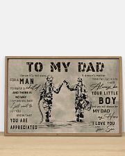 TO MY DAD - MB308 36x24 Poster poster-landscape-36x24-lifestyle-03