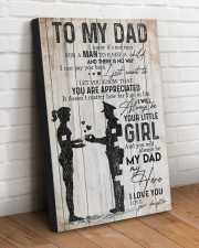 TO MY DAD - POLICE 20x30 Gallery Wrapped Canvas Prints aos-canvas-pgw-20x30-lifestyle-front-14