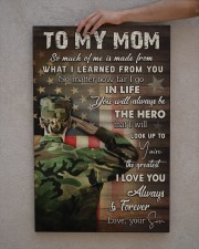 TO MY MOM  20x30 Gallery Wrapped Canvas Prints aos-canvas-pgw-20x30-lifestyle-front-29