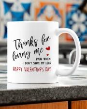 EVEN WHEN I DON'T SHAVE MY LEGS Mug ceramic-mug-lifestyle-57