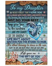 To My Daughter - MB50 11x17 Poster front