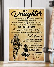 TO MY DAUGHTER 24x36 Poster lifestyle-poster-4
