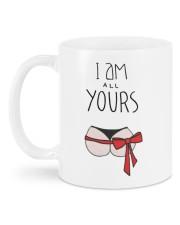 I AM ALL YOURS Mug back