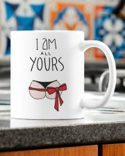 I AM ALL YOURS Mug ceramic-mug-lifestyle-57