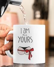 I AM ALL YOURS Mug ceramic-mug-lifestyle-65
