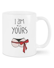 I AM ALL YOURS Mug front