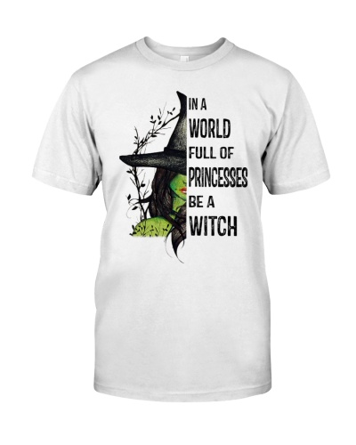 BE A WITCH