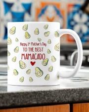 THE BEST MAMACADO Mug ceramic-mug-lifestyle-57
