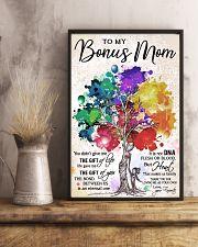 TO MY BONUS MOM  24x36 Poster lifestyle-poster-3