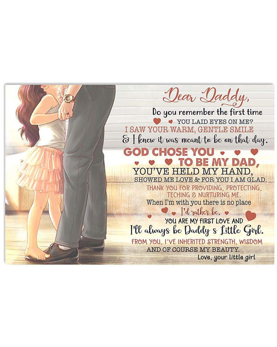 DEAR DADDY - MB146 24x16 Poster