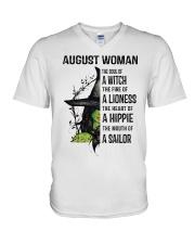 AUGUST WOMAN V-Neck T-Shirt thumbnail